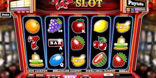 Free poker machine games